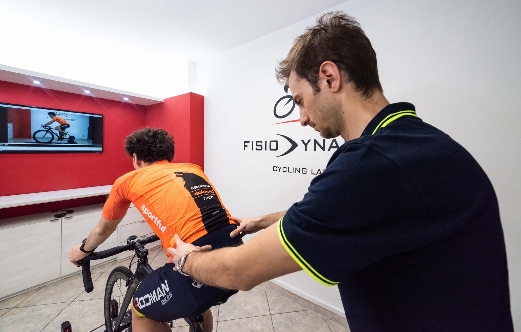 Analisi della pedalata