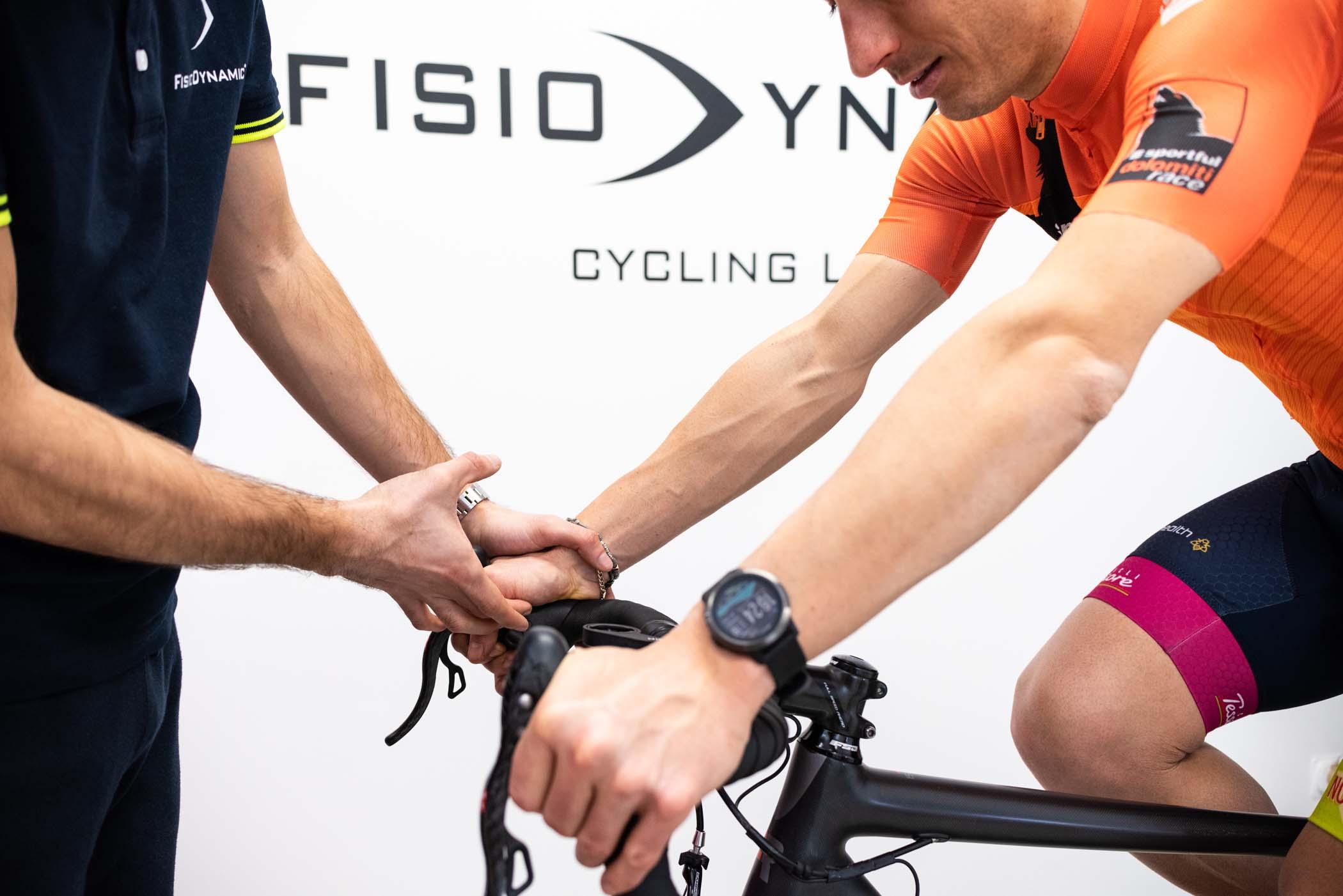 Analisi biomeccanica della pedalata