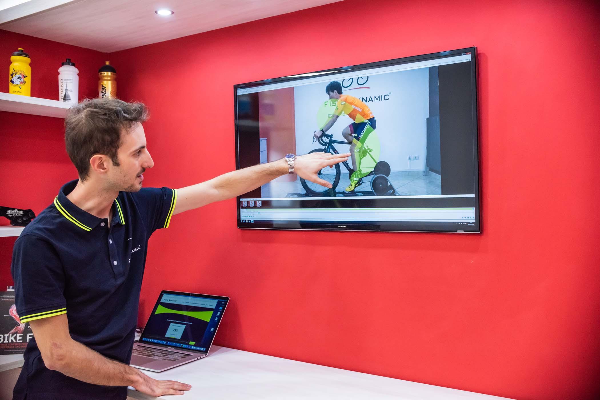 FisioDynamic Cycling Lab