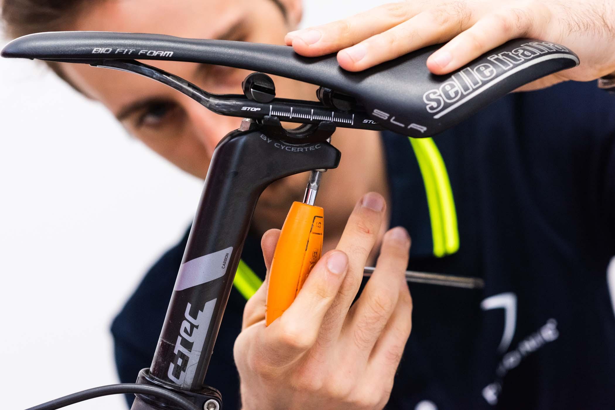 Analisi biomeccanica ciclismo