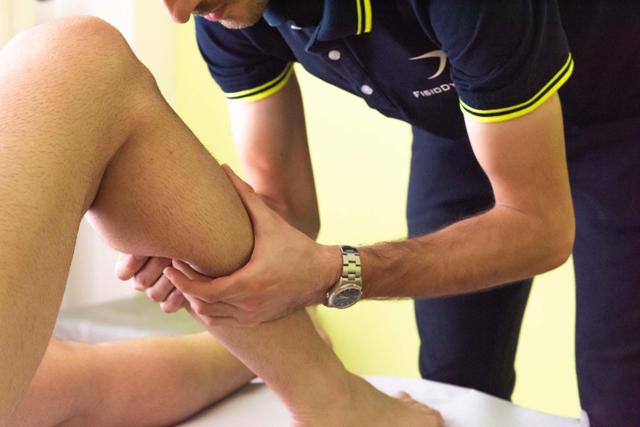 Fisioterapia seduta
